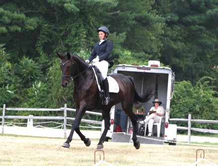 EM Winnie Winzig,   2nd Level, with Apprentice/Young Rider