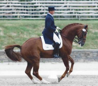 ES WERBELLIN: Weltmeyer/SPS Lady Laurin/Legat
